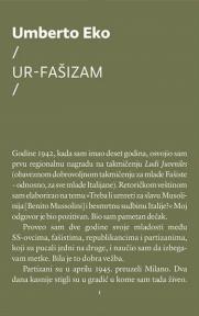 Ur-fašizam