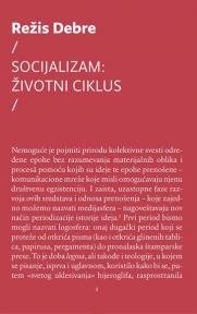 Socijalizam: životni ciklus