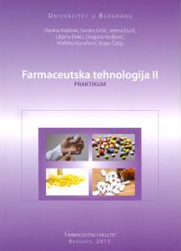 Farmaceutska tehnologija II: Praktikum