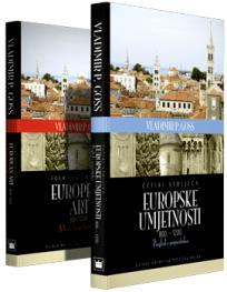 Četiri stoljeća europske umjetnosti: 800. - 1200.