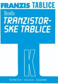 Tranzistorske tablice