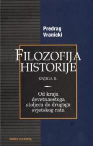 Filozofija historije II