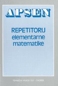 Repetitorij elementarne matematike