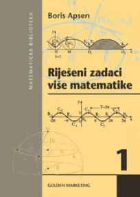 Riješeni zadaci više matematike 1