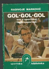 Gol, gol, gol - sve o sportskoj radio-reportaži