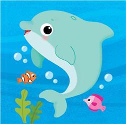 Buć buć drugari: Delfinko
