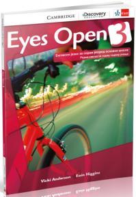 Eyes Open 3, engleski jezik 7, radna sveska