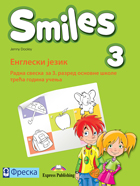 Smiles 3, radna sveska iz engleskog jezika za treći razred osnovne škole