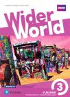 Wider World 3, udžbenik