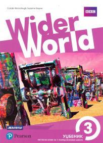 Wider World 3, udžbenik