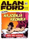 Alan Ford Klasik 83: Najcrnja kronika