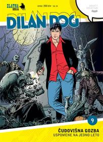 Zlatna serija 9 - Dilan Dog: Čudovišna gozba (Korica A)