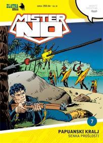 Zlatna serija 7 - Mister No: Papuanski kralj (Korica A)