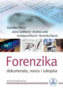 Forenzika dokumenata, novca i rukopisa