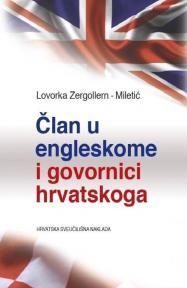Član u engleskome i govornici hrvatskoga