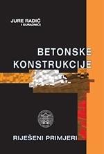 Betonske konstrukcije 2: Riješeni primjeri