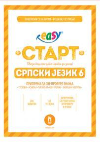 Easy Start: Srpski jezik 6