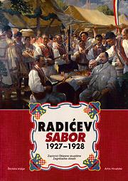 Radićev sabor 1927-1928,  Zapisnici Oblasne skupštine Zagrebačke oblasti