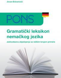 PONS Gramatički leksikon nemačkog jezika