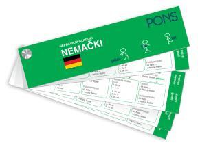 PONS Nepravilni glagoli - nemački