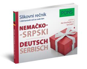 PONS Mali slikovni rečnik srpsko-nemački