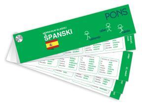 PONS Nepravilni glagoli - španski