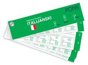 PONS Nepravilni glagoli - italijanski