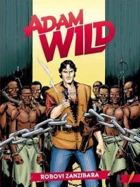 Adam Wild 1: Robovi Zanzibara
