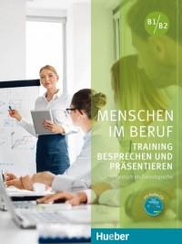 Menschen im Beruf - Training Besprechen & Präsentieren