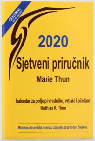Sjetveni priručnik 2020