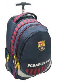 FC Barcelona 3 Ranac sa točkićima