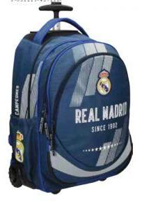 FC Real Madrid Ranac sa točkićima 4