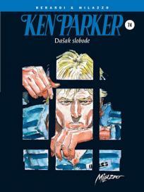 Ken Parker 74: Dašak slobode
