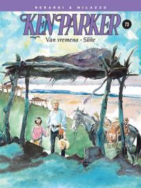 Ken Parker 73: Van vremena