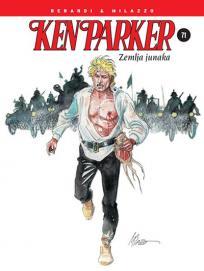 Ken Parker 71: Zemlja junaka