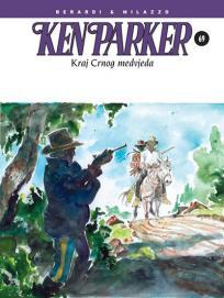 Ken Parker 69: Kraj Crnog medvjeda