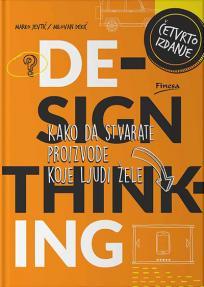 Design Thinking: Kako da stvarate proizvode koje ljudi žele