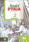 Amici d'Italia 2, radna sveska za sedmi i osmi razred osnovne škole