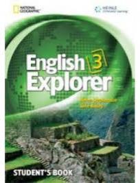 English Explorer 3, udžbenik