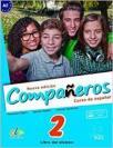 Companeros 2, komplet (udžbenik i radna sveska)