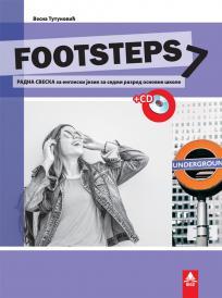 Footsteps 7, radna sveska