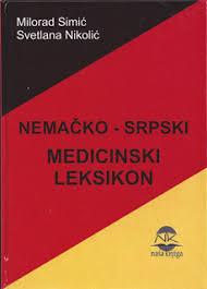 Nemačko-srpski medicinski leksikon