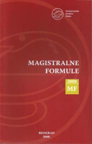 Magistralne formule