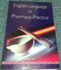 English Language in Pharmacy Practice