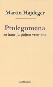 Prolegomena za istoriju pojma vremena
