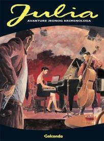 Julija: Knjiga 19 - Avanture jednog kriminologa