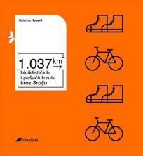 1037 km biciklističkih i pešačkih ruta kroz Srbiju