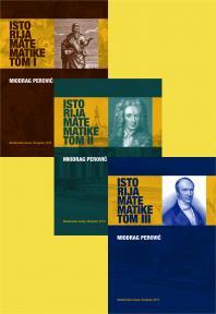Istorija matematike u tri toma