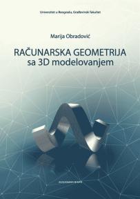 Računarska geometrija sa 3D modelovanjem