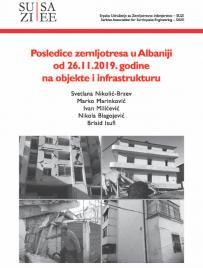 Posledice zemljotresa u Albaniji od 26.11.2019. godine na objekte i infrastrukturu